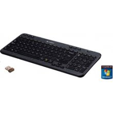 Klaviatuur LOGITECH Wireless K360 black...