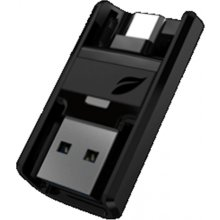 Флешка Leef Bridge USB 3.0 16GB чёрный