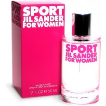 Jil Sander Sport For Woman EDT 50ml -...