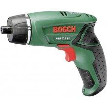 BOSCH PSR 7,2 LI Cordless Drill Driver
