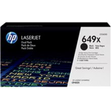 Тонер HP 649X, Laser, HP Color LaserJet...