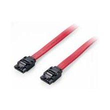 Equip Flachkabel SATA 6Gbps,7 pin ST/ST...