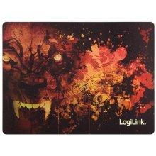 LogiLink Gaming Wolf Design Mauspad