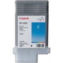 Тонер Canon PFI-105C, голубой, PROGRAF...