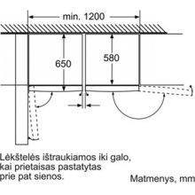Külmik BOSCH GSN36AI31