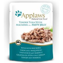 Applaws Jelly Eine kotike Tuna & Mackerel...