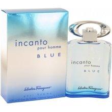 Salvatore Ferragamo Incanto Pour Homme Blue...