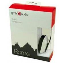 Gembird наушники ROME белый / MHP-FCO-GW
