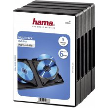 Диски Hama DVD Jewel Case 6 Box pack of 5...