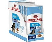 Royal Canin MAXI PUPPY WET (10 шт x 140 г) -...