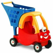 LITTLE TIKES Shopping cart с a basket