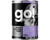 GO! Fit + Free Chicken with Turkey & Duck -...