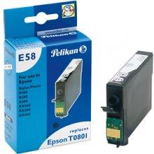 Tooner Pelikan Tinte bk (Epson T080140)
