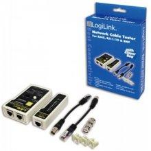 LogiLink kaabel Tester koos Remote Unit