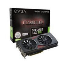 Videokaart EVGA GeForce GTX 980 Classified...