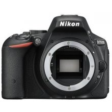 Fotokaamera NIKON D5500 Body black