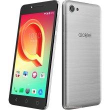 Mobiiltelefon ALCATEL A5 LED hõbedane, 5.2...