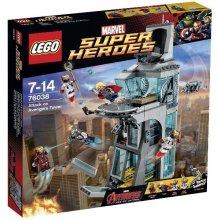 LEGO Super Heroes Atak na wieżę Avengers