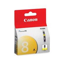 Tooner Canon CLI-8Y, kollane, Pixma...