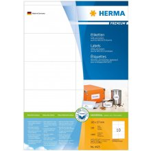 Herma Premium наклейки 105x57 100 Sheets DIN...
