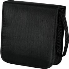 Toorikud Hama CD-Wallet Nylon 40 black 33831