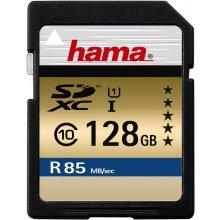 Флешка Hama SDXC Card 128GB Class 10