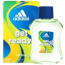 Adidas Get Ready!, EDT 100ml, tualettvesi...