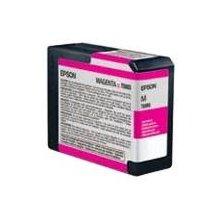 Тонер Epson чернила cartridge magenta T 580...