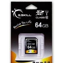 Mälukaart G.Skill SDXC 64GB Class 10 UHS-I