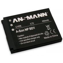 Ansmann батарея A-Son NP BD1/FD1