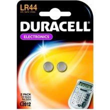 DURACELL Batterie Knopfzelle LR44 1.5V 2St