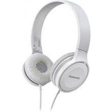 PANASONIC kõrvaklapid RP-HF100E-W, valge