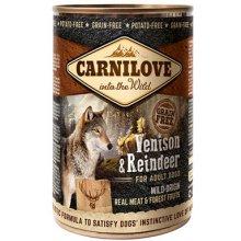 Carnilove Wild Meat Venison & Reindeer for...