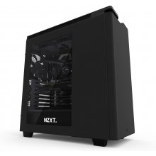 Korpus NZXT H440 Black watercooling suport:...