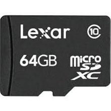 Флешка Lexar microSDXC-Karte inkl...