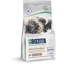 Bozita Indoor & Sterilised Grain Free...