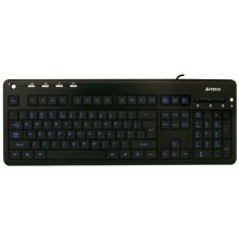 A4 Tech LED Backlight Keyboard, USB, US...