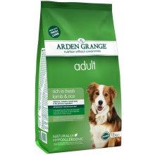 Arden Grange Adult с ягненком и рисом 6kg