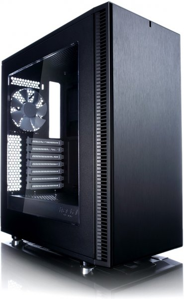 0fcb83f0772 Korpus FRACTAL DESIGN Define C Black, ATX, Toiteplokk included No