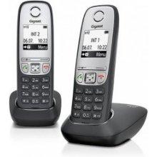 Телефон Gigaset A415 DUO чёрный