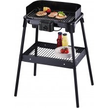 SEVERIN PG 2792 Barbecue-Elektrogrill чёрный