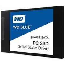 Kõvaketas WESTERN DIGITAL WD Blue SSD 500 GB...
