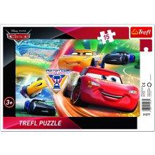 Cars TREFL Pusle 15 3