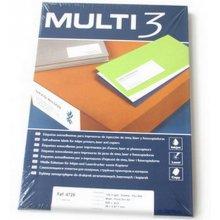Apli Etiketid Multi 3 97x67,7mm, 100 lehte