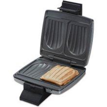 CLOER Sandwichmaker 6235 Black, Silver, 930...