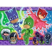 TREFL Puzzle 30 pcs - PJ Masks - Super team