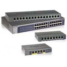 NETGEAR 16-Port GB PLUS Switch