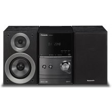 PANASONIC Tower HiFi SC-PM600EG-K