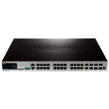 D-LINK DGS-3420-28TC, L2+, Managed, 28, 24...