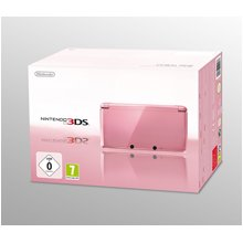 Mängukonsool NINTENDO 3DS coral punane